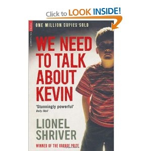 We Need To Talk About Kevin Serpent's Tail Classics: Amazon.co.uk: Lionel Shriver, Kate Mosse: Books.   Have owned it for years but only just read it.