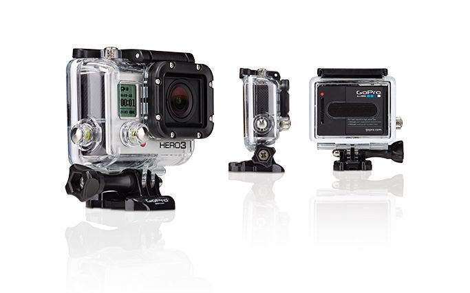 HERO3 Black Edition | Wi-Fi enabled | Most Advanced HD GoPro Ever