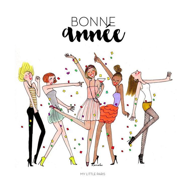 25 best ideas about bonne ann e humour on pinterest citation bonne ann e - Nouvel an insolite paris ...