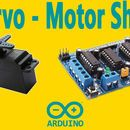 Arduino : How To Control Servo Motor with Motor Shield