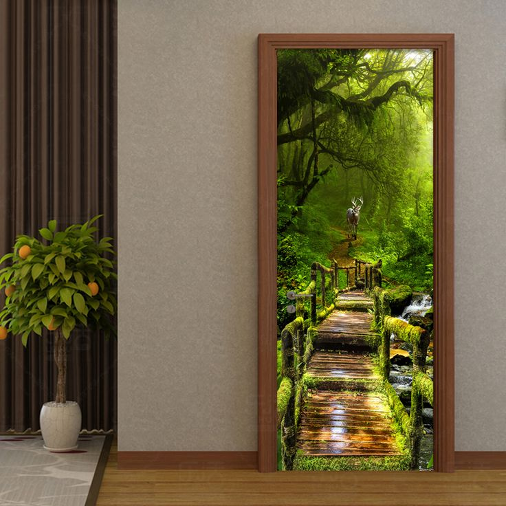 Best 25+ Forest Mural Ideas Only On Pinterest
