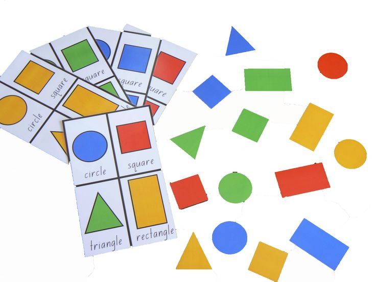 Colour and Shape match game and hands on learning resource http://www.edspecially4u.com.au/product/colour-and-shape-match/