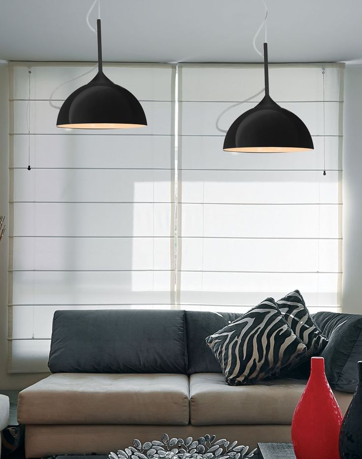 Magneto is an adjustable pendant with an attitude. Available in three bold primary colors, the metal shade can be easily adjusted via the magnetic anchor to meet any design challenge.