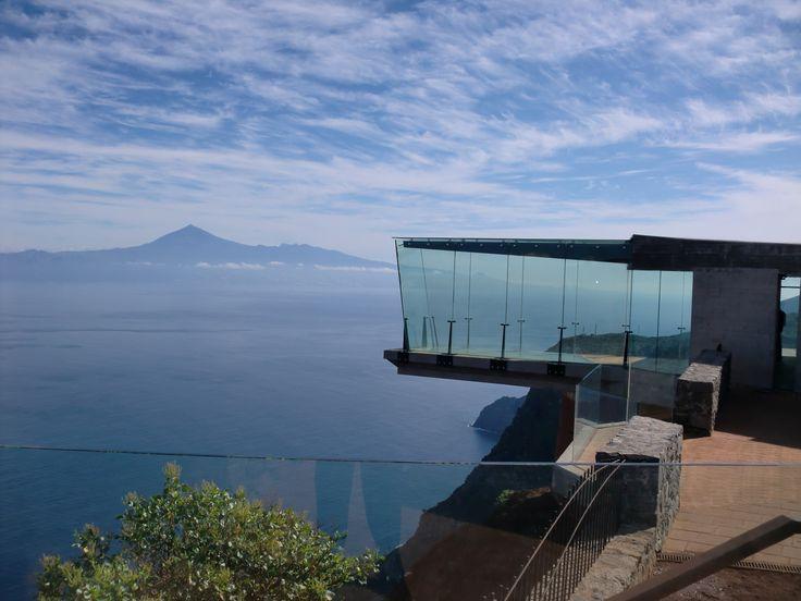 Construido por Jose Luis Bermejo Martín en Agulo, Spain El 2 de Enero de 2013 se inauguró en la Isla de la Gomera, una obra singular que pasará a convertirse en un icono de ...
