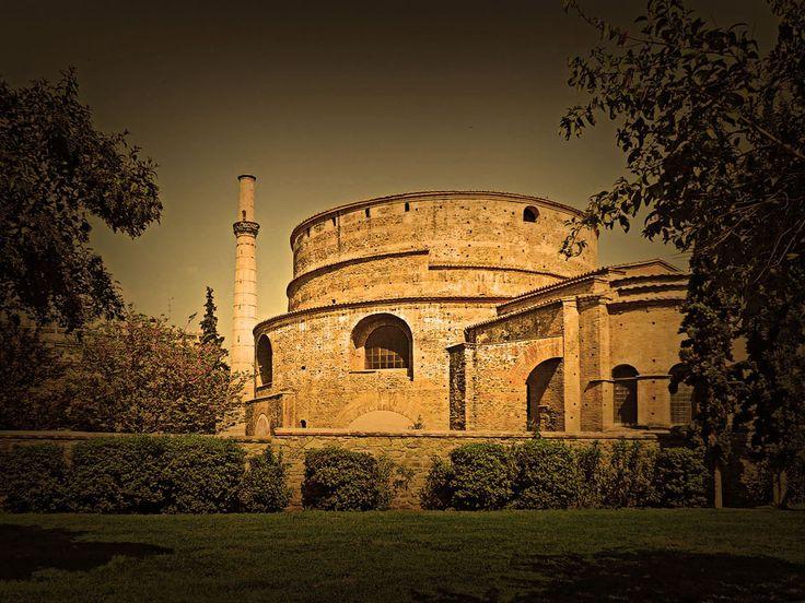 Rotonta, Thessaloniki , Greece  Ροτοντα , Θεσσαλονικη , Ελλαδα