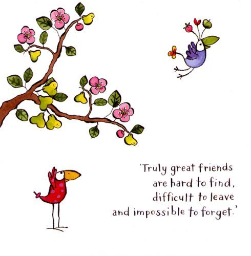 twigseeds - I like being THAT kind of friend!