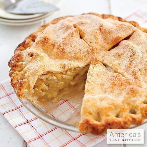 America S Test Kitchen Cheddar Apple Pie