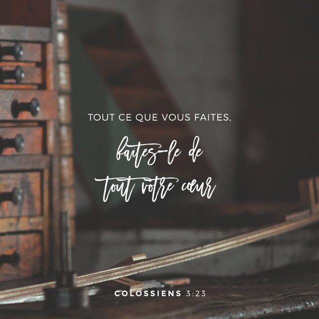 Colossiens 3: 23