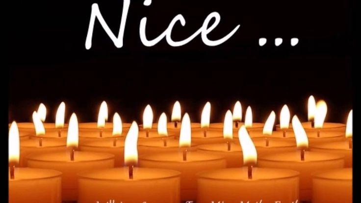 Nice Solidarité pour les victimes de l'attentat du 14 Juillet 2016