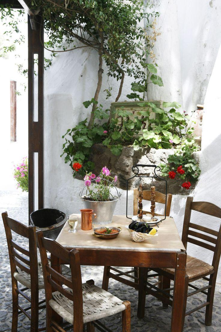 Feel free to taste our plates and wine at #Raki #Megalochori