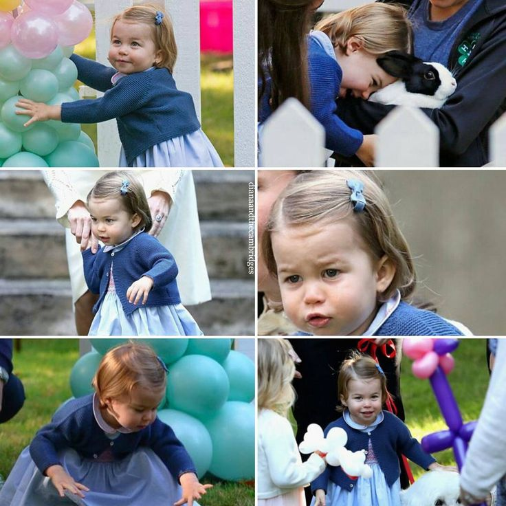 The Princess Cambridge.