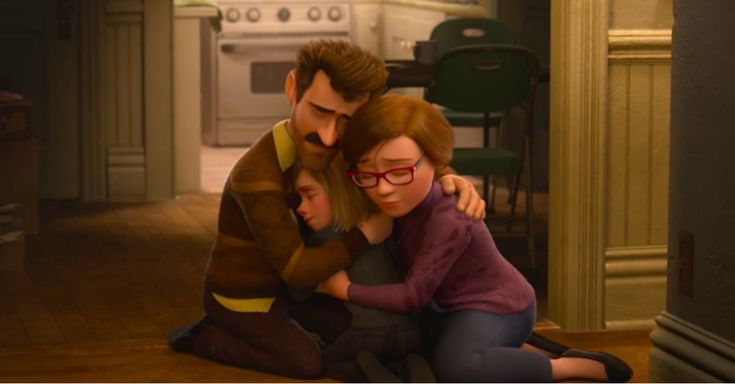 <i>Inside Out</i> Can Help Parents Avoid This Big Mistake
