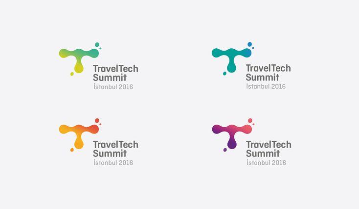 Travel Tech Summit on Behance
