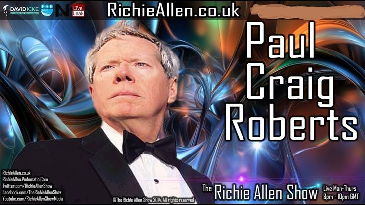 "Paul Craig Roberts ""Putin Is All That Stands In The Way Of Israel Destro..."
