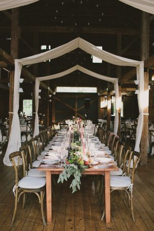 Featured on Style Me Pretty   Photography: Henry and Mac   Event Planning: 42 North   Lighting & Draping: The Event Light Pros