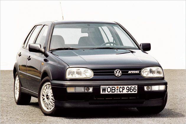 VW Golf III VR6 (1991-1997)