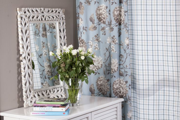 Country Rose, furnishing fabric collection by Svenmill Ltd