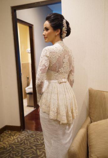 Best 25 Kebaya  modern dress ideas on Pinterest Model