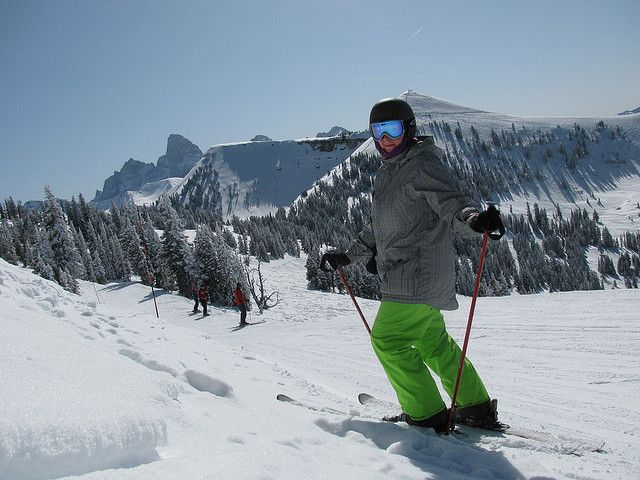The best ski resort in North America! (10 miles from my house :-)