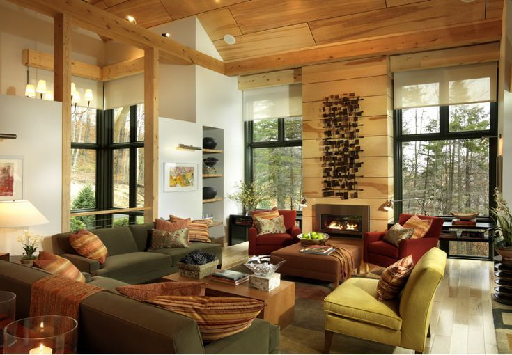 Photo Tour of the 2011 HGTV Dream Home in Stowe, Vermont
