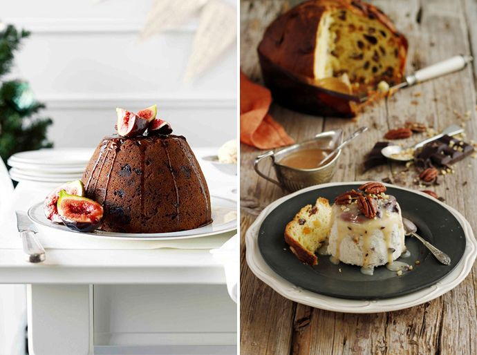 christmas pudding, kerst pudding recept, vijg, kerst dessert idee, inspiratie, christmas dessert