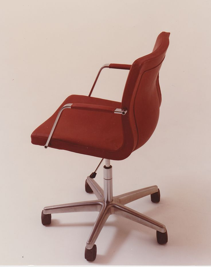 bo-844 office chair in red
