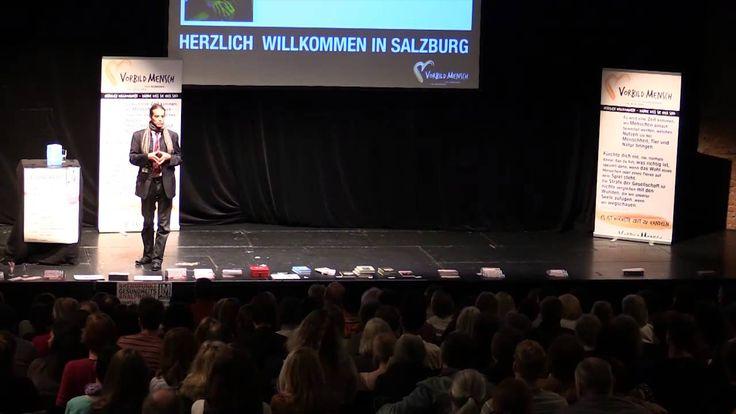 Andre Stern Brennpunkt Gesundheitsanalphabet Salzburg ALPHABET Ich war n...