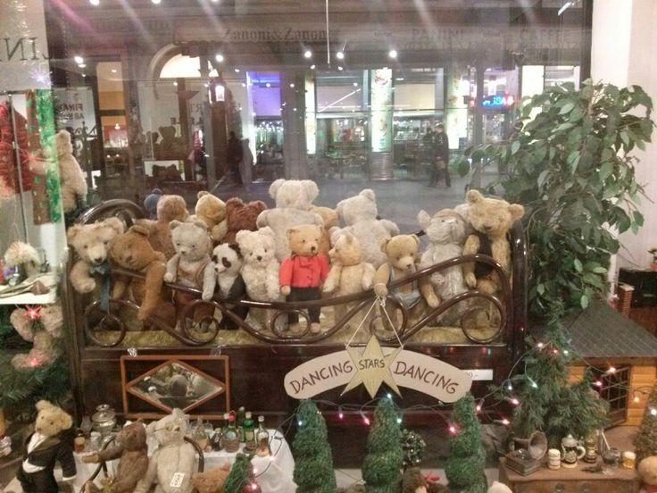 Teddybärengalerie...