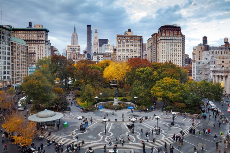 October in New York City Weather and Event Guide