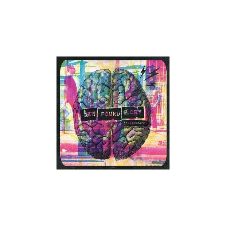 New Found Glory - Radiosurgery (CD)