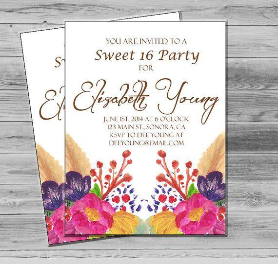 12 best momu0027s 60th images on Pinterest Birthday invitations - fresh birthday invitation jokes