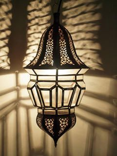An elegant clear Moroccan lantern from Marrakech. Looks great in an Arabic, Mexican, Spanish or Boho style room. www.exoticimports.co.nz
