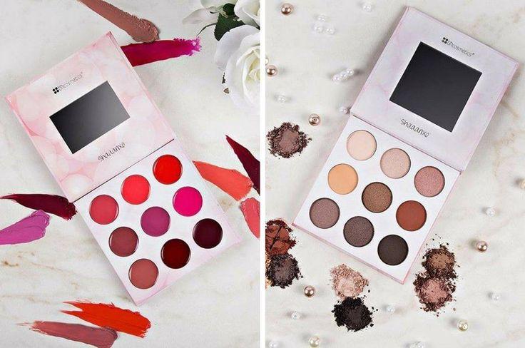 BH Cosmetics Shaaanxo Palette Makeup Review