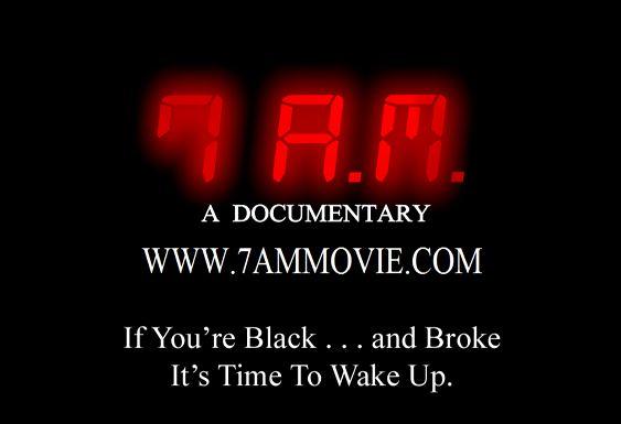 A movie on Black Empowerment, Entrepreneurship and Economic Equality