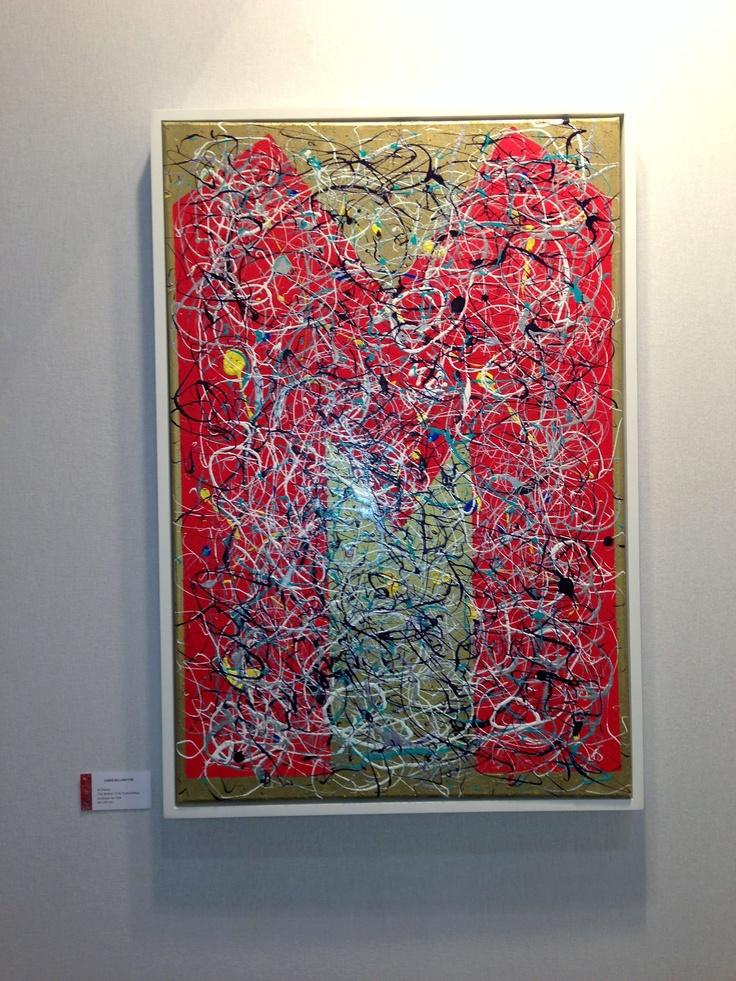 M-Theory ~ Lille Art Fair 2013 ~ Chris Billington