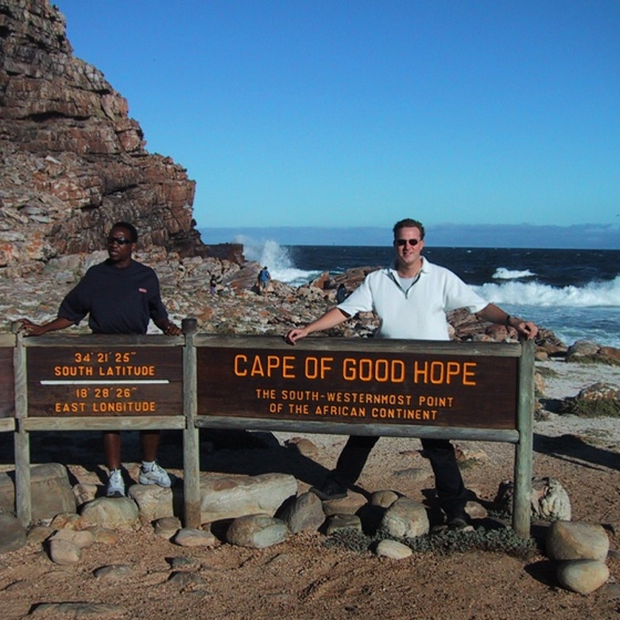 Cape Point  Kaapstad, Zuid-Afrika