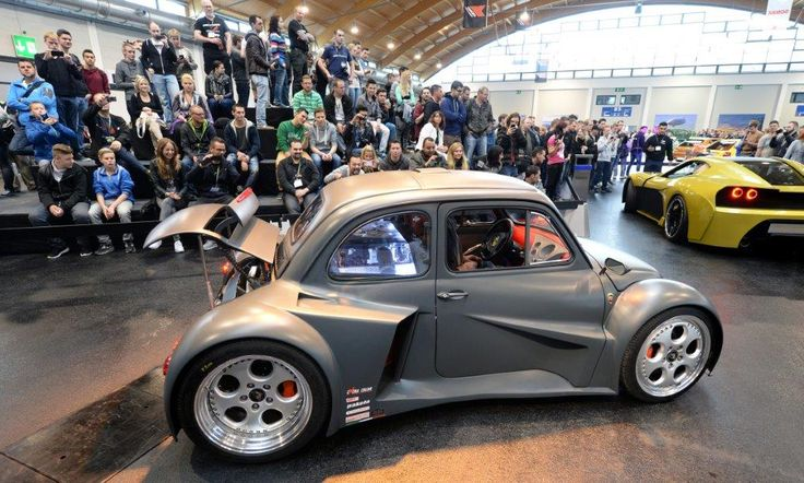 Die Tuning World am Bodensee - Impressionen 2015