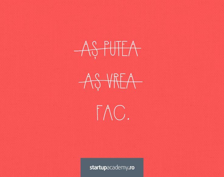 Fac. http://startupacademy.ro/