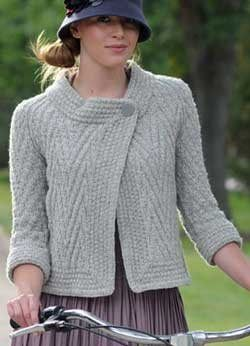 Our new knit-along: The Pan-Am Jacket - Knitting Daily - Knitting Daily