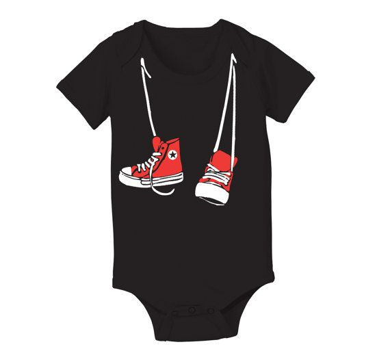 Hey, I found this really awesome Etsy listing at http://www.etsy.com/listing/156796515/chuck-shoes-funny-maternity-cute-baby