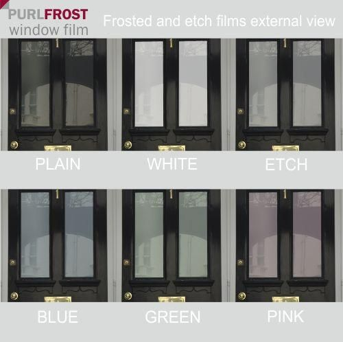Delightful Plain Frosted Film Frosted Window Film Purlfrost
