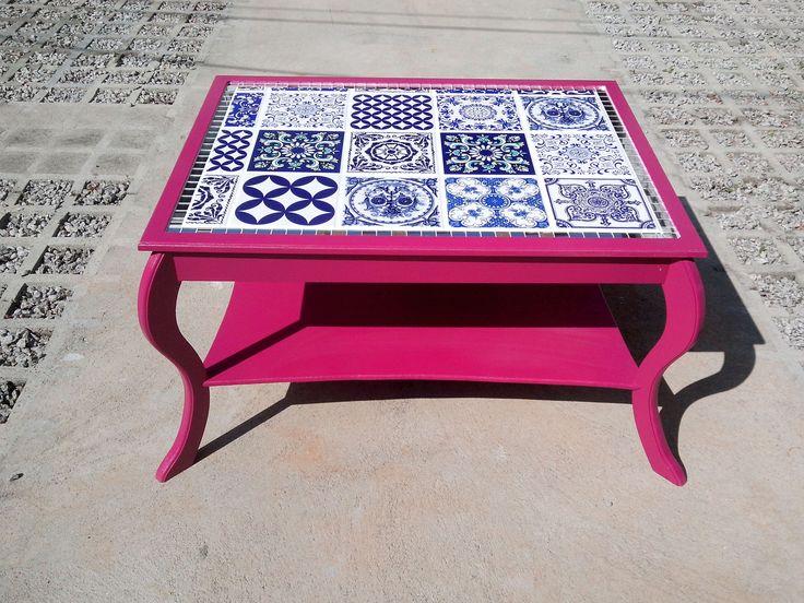 1000 ideias sobre mesa de azulejo no pinterest mesas de - Mesas de azulejos ...