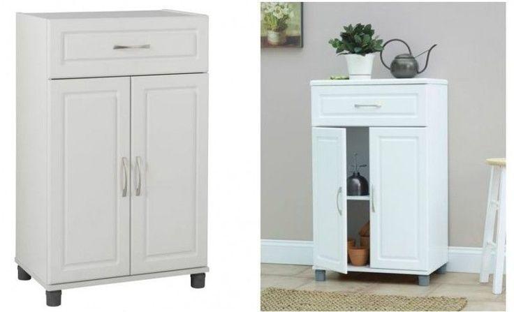 Best 2 Door Base Storage Cabinet Kitchen Utility Room Basement 400 x 300