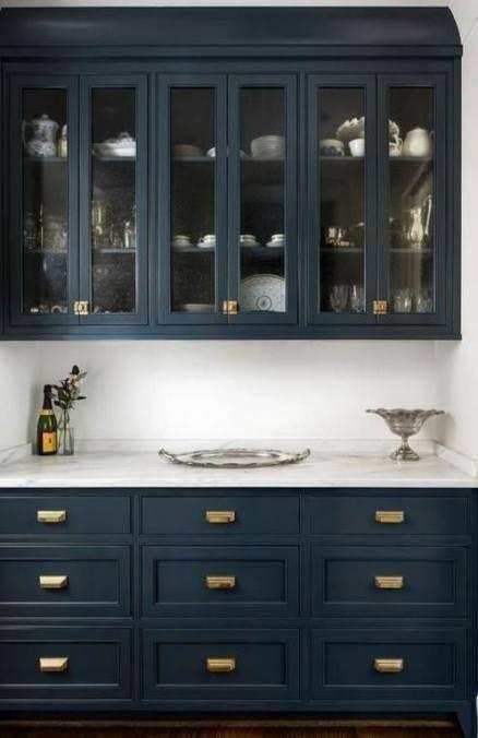 61 ideas kitchen cabinets modern navy pantry design beautiful kitchen cabinets navy kitchen on kitchen decor navy id=25328