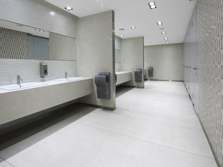 New Restroom Made In Florim Airport Milano Malpen Pinteres