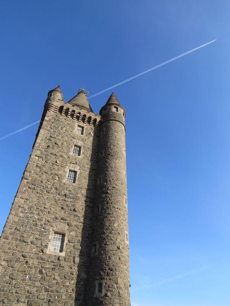 Scrabo Tower, Newtonards