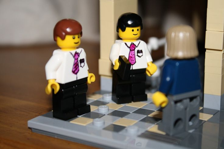 27 Brilliant & Fun Mormon Lego Creations on LDSLiving.com