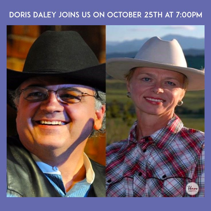 Doris Daley is joining us once again at Lake Bonavista Village and we can't wait to have our favourite Cowboy Poet back! She brings with her fellow cowboy poet Al 'Doc' Mehl for his LBV debut. If you're looking for a toe-tapping good time, join us on Wednesday, October 25th at 7:00pm. We'd love to have you! Just give us a call at 403-258-1849 to RSVP.