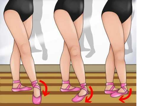 How to Perform Third Position in Ballet