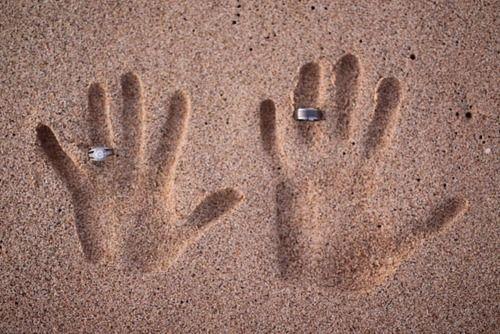Beach photo ideas!